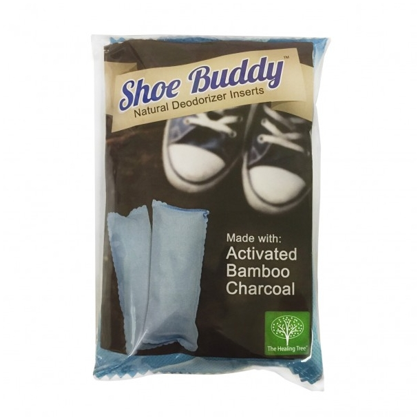 Lugtfjerner til sko, Shoe Buddy,  naturlige rensende insatse til fodtøj